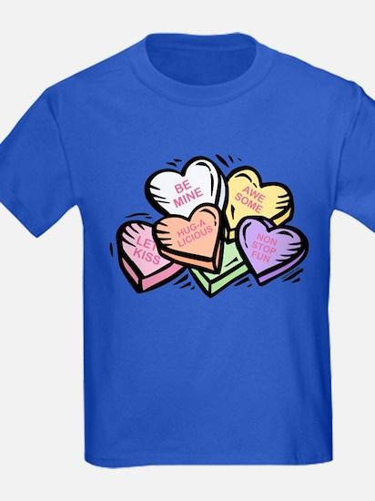 Candy Hearts I T