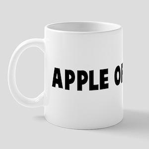 Apple of his eye Mug