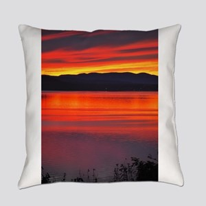 Just Breathe Cool Relax Inspiratio Everyday Pillow