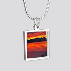 Just Breathe Cool Relax Inspiration Natu Necklaces