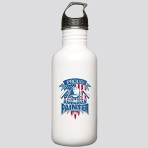 Painter Stainless Water Bottle 1.0L