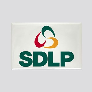 SDLP Logo Rectangle Magnet