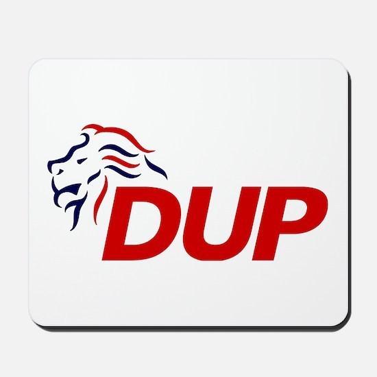 DUP Logo 2017 Mousepad