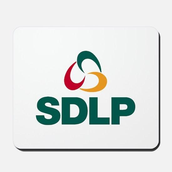 SDLP Logo Mousepad