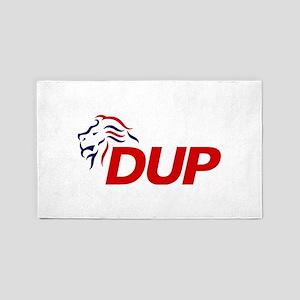 DUP Logo 2017 Area Rug