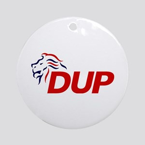DUP Logo 2017 Round Ornament