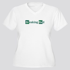 Breaking Bad Women's Plus Size V-Neck T-Shirt