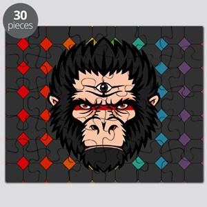 Third Eye Gorilla Puzzle