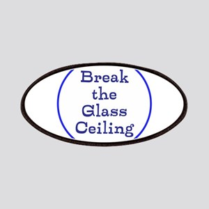 Break the glass ceiling Patch