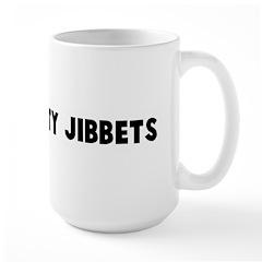 All flibberty jibbets Large Mug