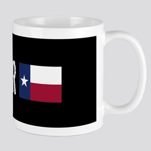 Welding: Welder (Texas Flag) Mug