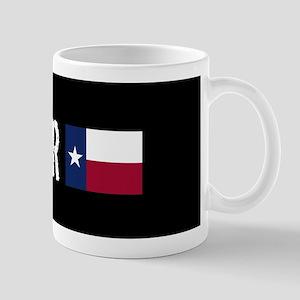 Welding: Welder (Texas Flag) Mug