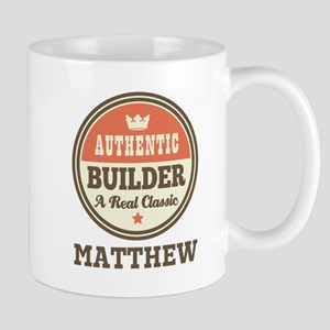 Personalized Builder Gift Mugs