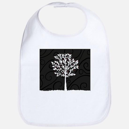 Love Tree Bib