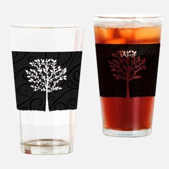 Love Tree Drinking Glass