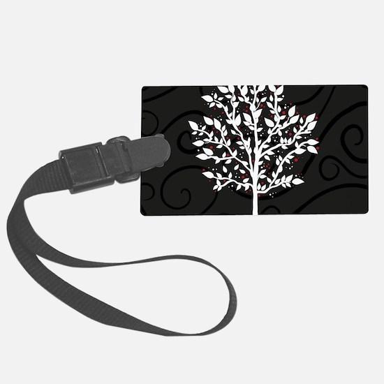 Love Tree Luggage Tag