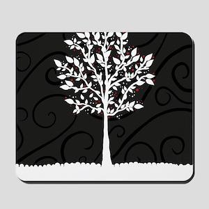 Love Tree Mousepad