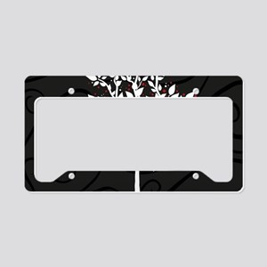 Love Tree License Plate Holder
