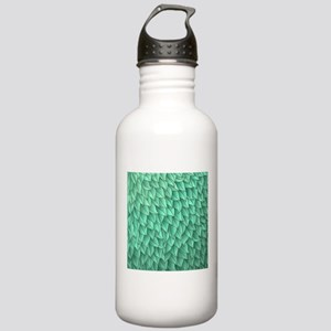 Abstract Leaves Stainless Water Bottle 1.0L