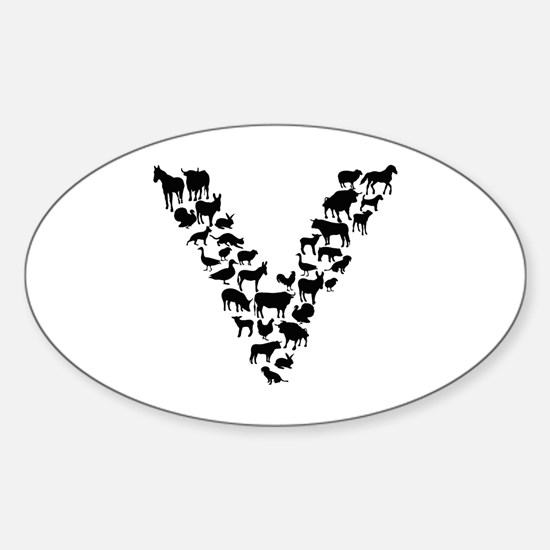 Unique Empathy Sticker (Oval)