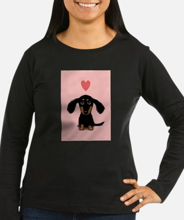 doxievalentine Long Sleeve T-Shirt