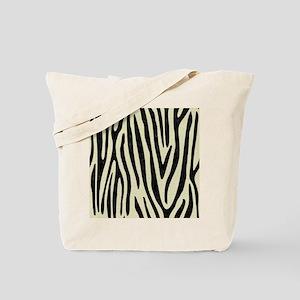 SKIN4 BLACK MARBLE & BEIGE LINEN Tote Bag