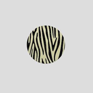 SKIN4 BLACK MARBLE & BEIGE LINEN Mini Button
