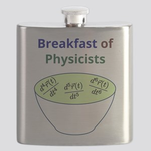 Breakfast of Physicists Flask