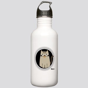 Cat's Meow Stainless Water Bottle 1.0L