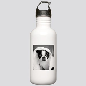 Boston Terrier Stainless Water Bottle 1.0L