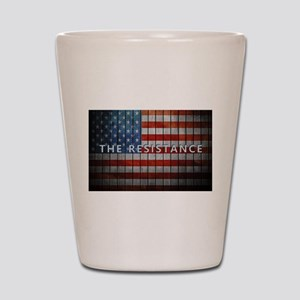 The Resistance Shot Glass