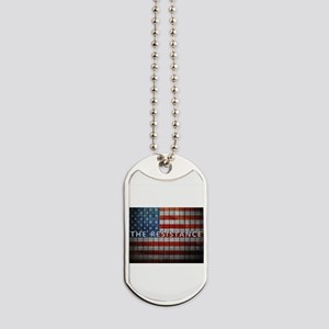 The Resistance Dog Tags