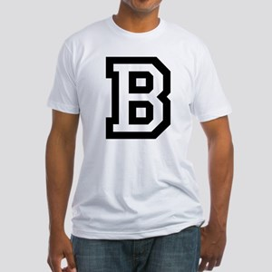 College B Fitted T-Shirt