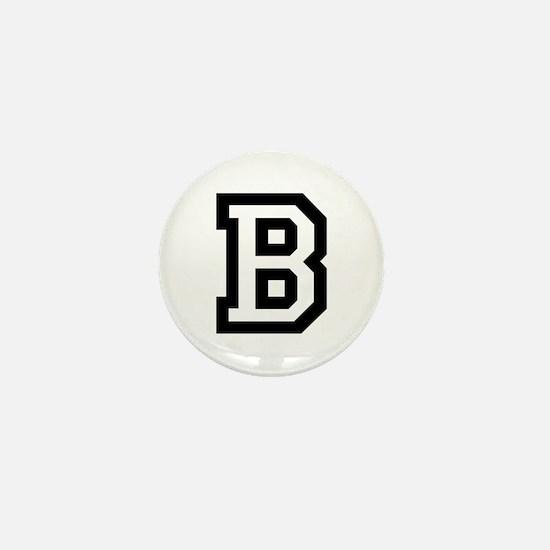 College B Mini Button