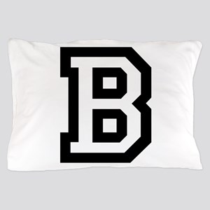 College B Pillow Case