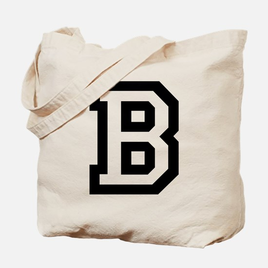 College B Tote Bag