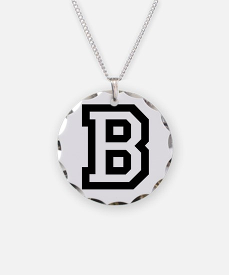 College B Necklace