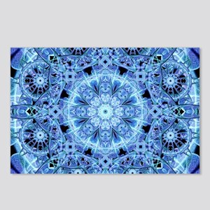 Aquis Mandala Postcards (Package of 8)