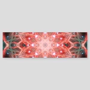 Ascension Mandala Bumper Sticker