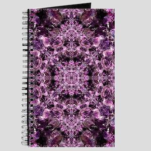 Amethyst Mandala Journal