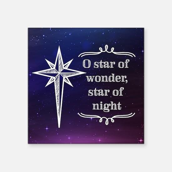 Star of Wonder Sticker