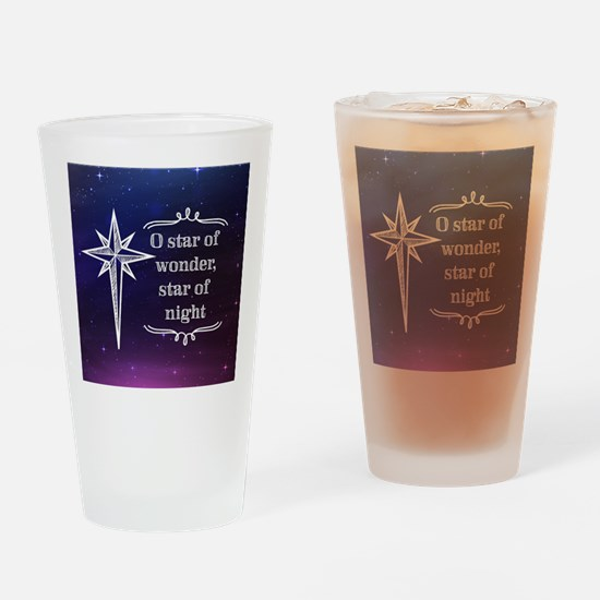 Star of Wonder Drinking Glass