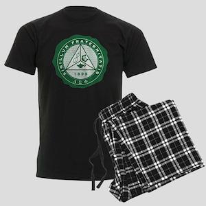 Delta Sigma Phi Fraternity Men's Dark Pajamas
