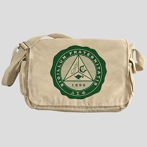 Delta Sigma Phi Fraternity Messenger Bag