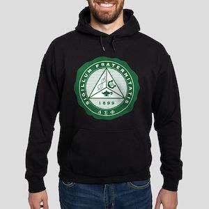 Delta Sigma Phi Fraternity Hoodie (dark)