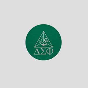 Delta Sigma Phi Mini Button