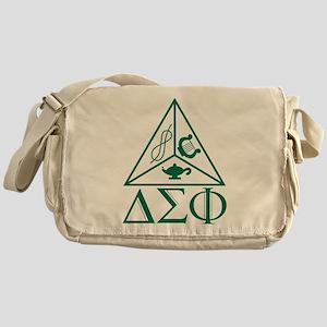 Delta Sigma Phi Messenger Bag