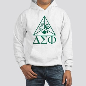 Delta Sigma Phi Hooded Sweatshirt