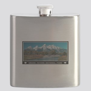 TETONS Flask