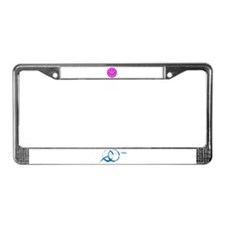 Happy Smiley Face | License Plate Frame